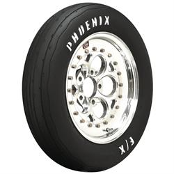 Coker Tire PH427 Phoenix Front Runner Tire, 4.5/27.0-17