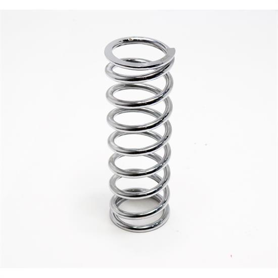 AFCO 23175CR 10 Inch Extreme Chrome Coil-Over Spring, 175 Rate