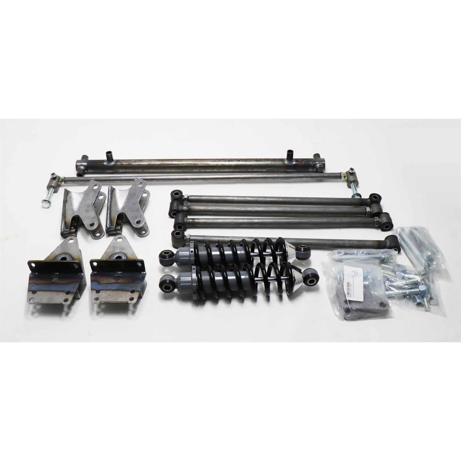 Chevy Truck 1955-59 Adjustable Triangulated Four 4-Link Suspension Kit V8 Pickup