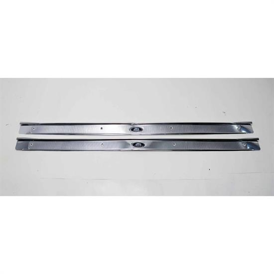 Original Parts Group CHV4150 Door Sill Plates, 1964-67 Chevelle,