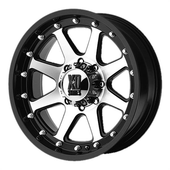 XD XD79889088518 Addict Series Wheel, 18 x 9