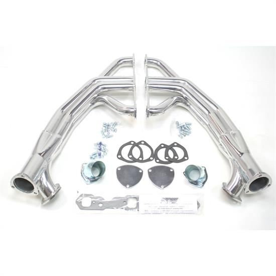 Patriot Exhaust H8089-1 Full Length Outside Chassis Header