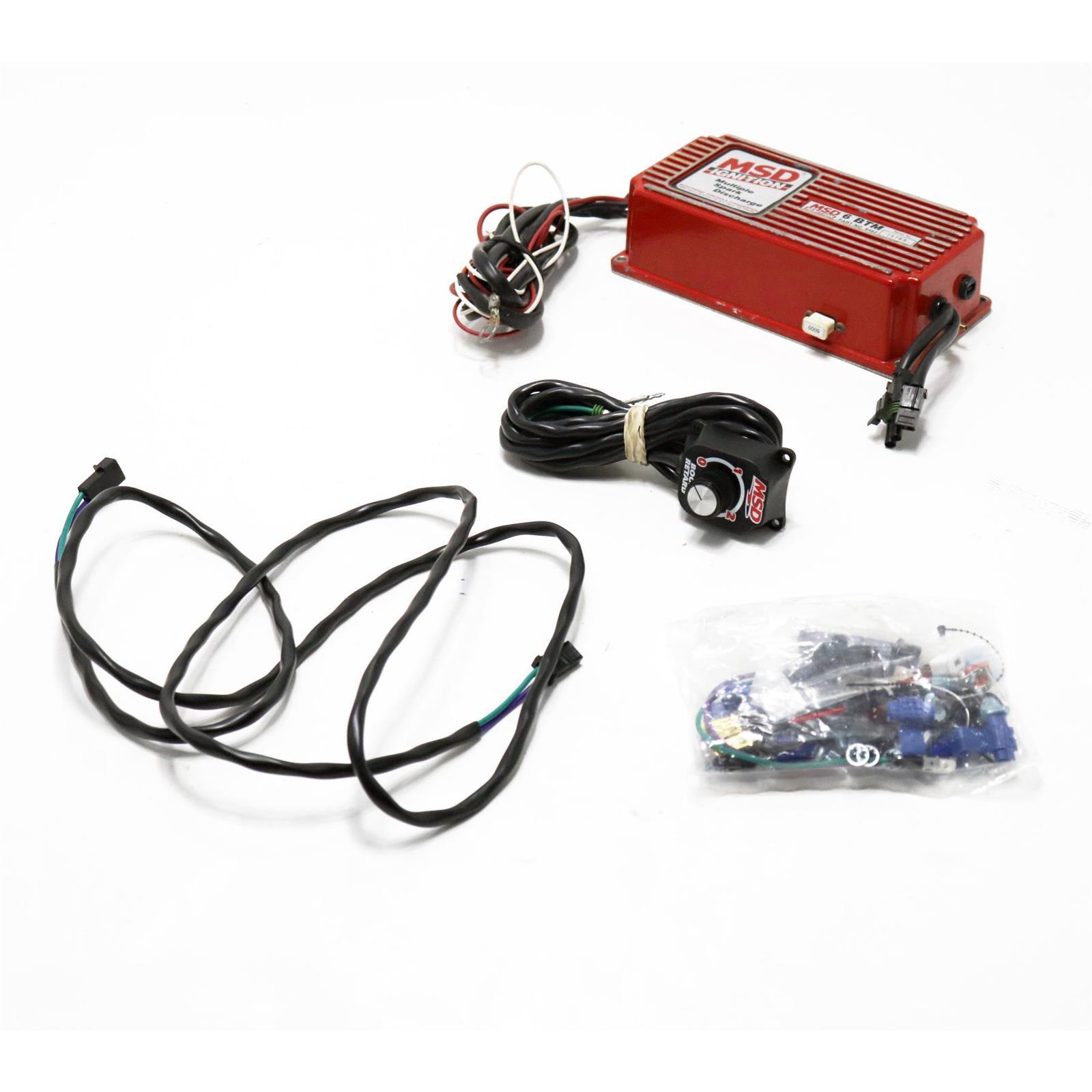 MSD 6462 6BTM CDI Ignition Control UnitSpeedway Motors