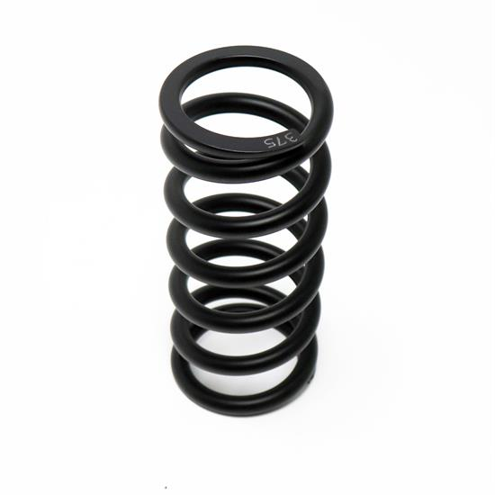 AFCO 2-5/8 Inch Coil-Over Spring, 8 Inch, Black, 375 Spring Rate
