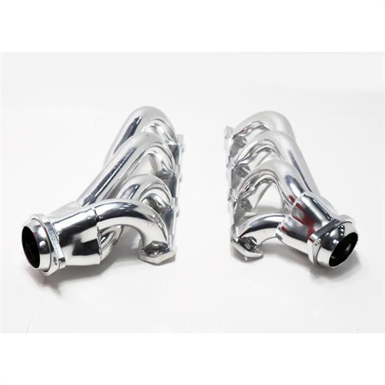 Blemished Flowtech 32103FLT Shorty Headers, Ceramic Coated