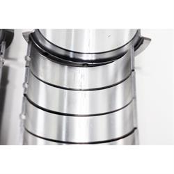 King HP Series Chevy 400 Large Journal Engine Main Bearings, Stan