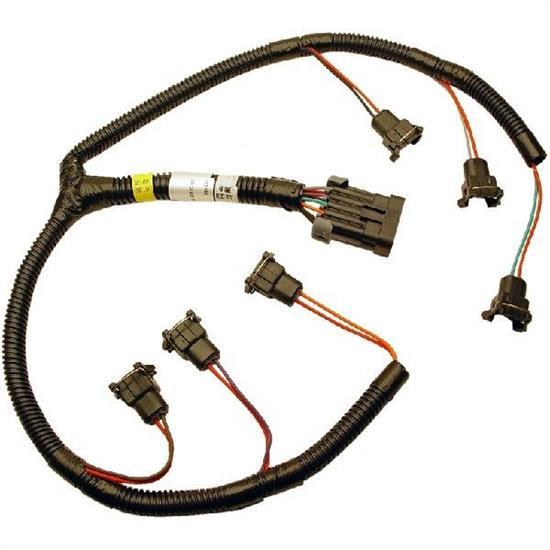 [CSDW_4250]   FAST 301206 XFI Fuel Injector Wiring Harness, Buick V6 | Fast Efi Wire Harness |  | Speedway Motors