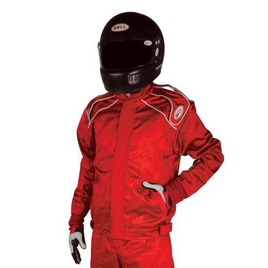 Bell Pro Drive II Single Layer SFI 3.2A/1 Racing Suit Jacket, XL
