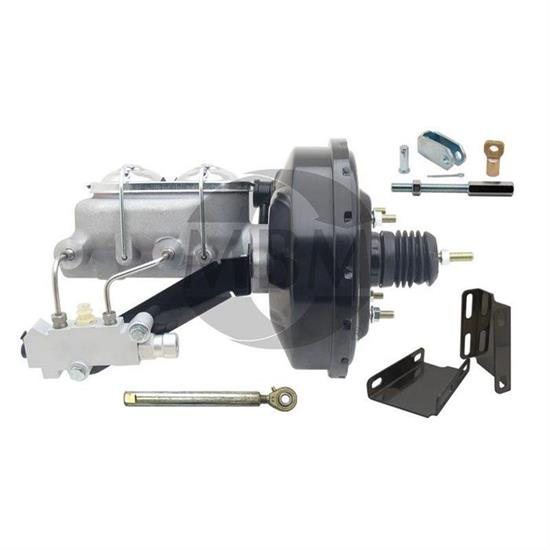 Speedway Chevy Truck 9 in. Brake Booster Conv. for 1960-66