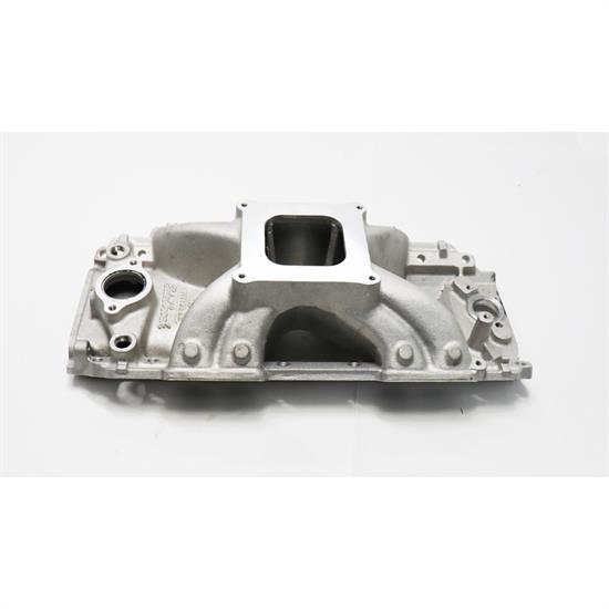 Edelbrock 2902 Victor Jr  454-R Intake Manifold, Big Block Chevy