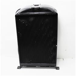 Walker Z-498-1 Z-Series 1933-1934 Ford Radiator for Chevy Engine