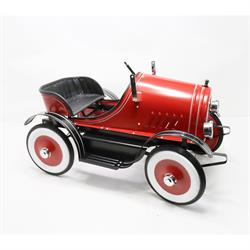 Model A Roadster Pedal Car, Red