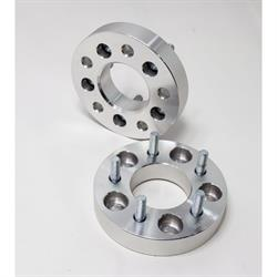 Trans-Dapt 3610 Billet Wheel Adapters, 5 on 4-3/4 to 5 on 4-1/2