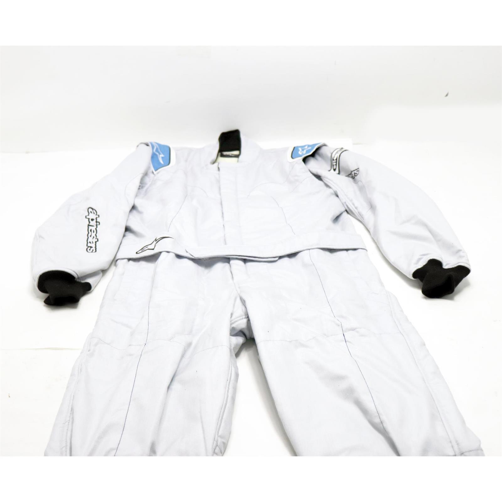 Black, Size 58 Alpinestars KNOXVILLE Suit
