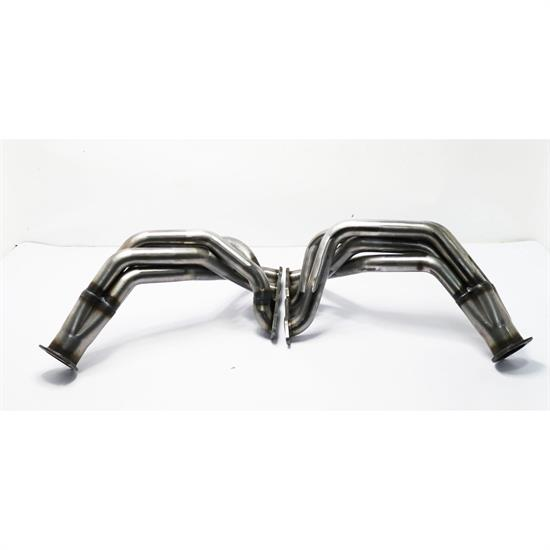Patriot Exhaust H8035 Tri-5 Header, 55-57 BBC, Raw, 2 Inch