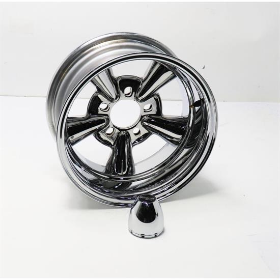 Allied Wheel 6747099R Supreme 14 x 7 Reverse Wheel, 5x4.5/5x4.75/