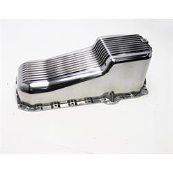 1986-Up Small Block Chevy Aluminum Oil Pans