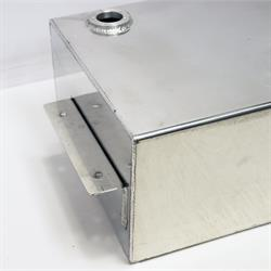 1955-59 Chevy Pickup Under Box Aluminum Fuel Tank