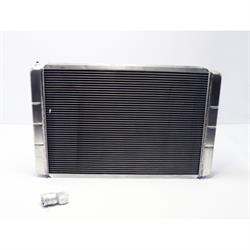 U-Weld-It Custom Aluminum Radiator Kit, 31 x 19 Inch