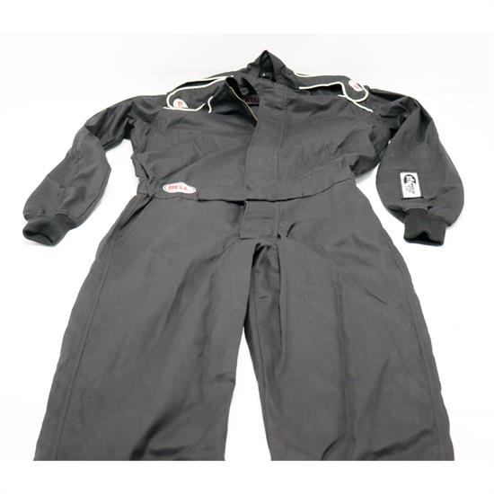Bell Pro Drive II 3.2A/1 Single Layer 1-Piece Racing Suit Black S