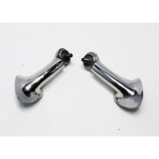 1932 Ford Windshield Frame Lower Stanchion Kits