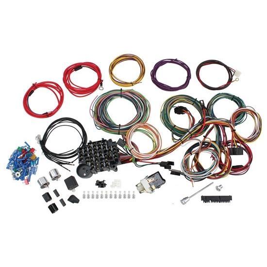 Garage Sale - Sdway 20 Circuit Wiring Harness on