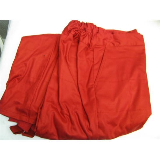 Garage Sale - Finishline Racing Pants, Red, Size XXL