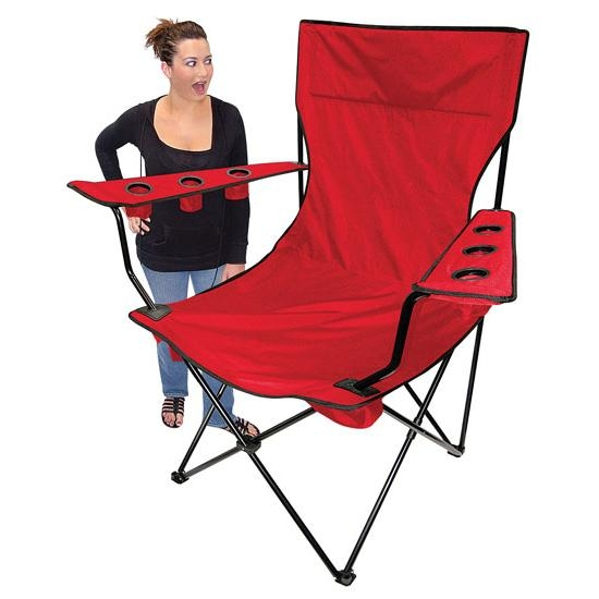 Garage Sale - Kingpin Giant Folding Chair