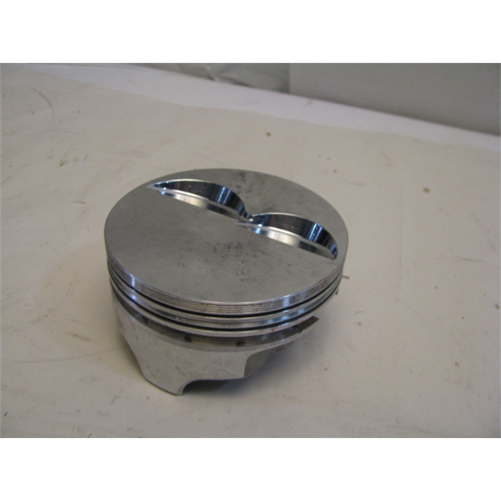 Garage Sale - Icon Forged Chevy 383 Pistons, Flat Top - .040 Over