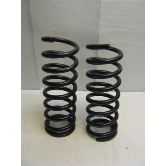 Garage Sale - Mustang II/Pinto Stock Diameter Non-Coil Over Spring, Black,  367# Rate