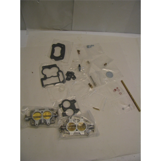 Garage sale rochester 2g tri power base kit without linkage for Garage 2g auto cernay