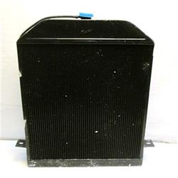 Walker Z-Series 1941 Ford Deluxe Radiator For Chevy Engine
