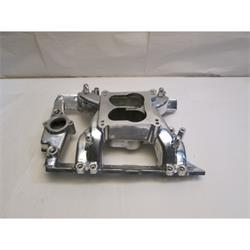 Garage Sale - 326-455 Pontiac Intake Manifold, Polished