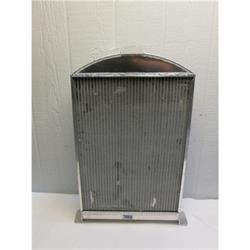 Garage Sale - AFCO 1933-34 Ford Car Aluminum Radiator, Chevy Engine