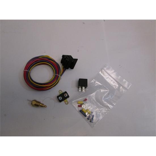 Outstanding Spal Relay Wiring Kits Basic Electronics Wiring Diagram Wiring Digital Resources Otenewoestevosnl