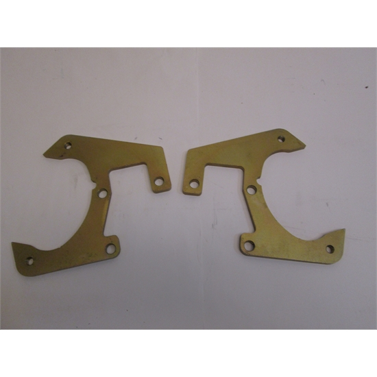Garage Sale - 1948-56 Ford Half-Ton Disc Brake Brackets, 5 On 4-1/2 Inch