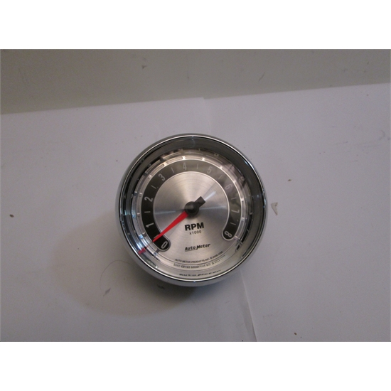 Garage Sale - Auto Meter 1298 American Muscle Tach