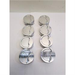 Garage Sale - Icon Chevy 350 Forged Pistons, Dish, 6.0 Inch Rod, .030 Over