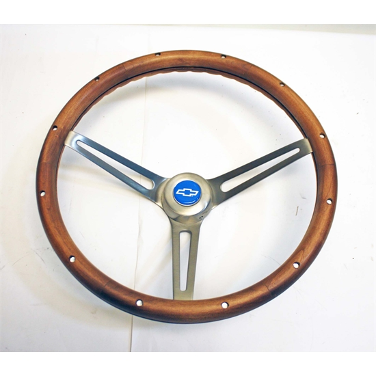 15 Inch Grant 201 Classic Wood Steering Wheel
