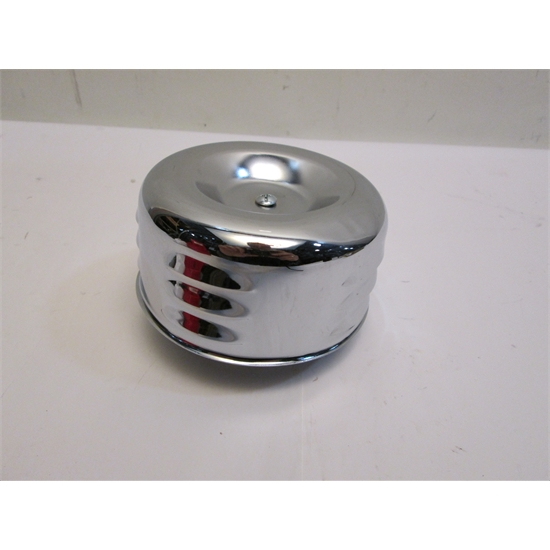 14 Inch Louvered Corvette//GTO Style Air Cleaner