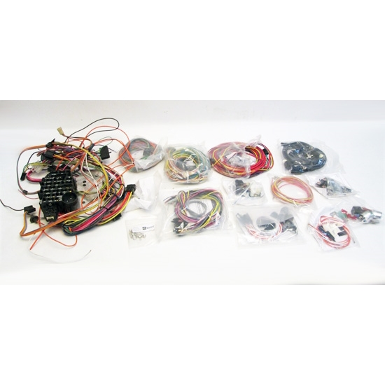 54 Chevy Truck Wiring Harness