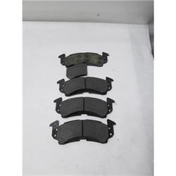 Garage Sale - Wilwood 150-8939K BP-10 1969-77 GM Mid-Size Brake Pads