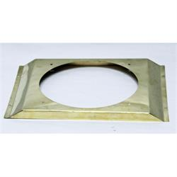 Brassworks Polished Brass Fan Shroud for 219-1000