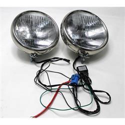 Garage Sale - 1932 Ford HID Headlights W/O Turn Signals