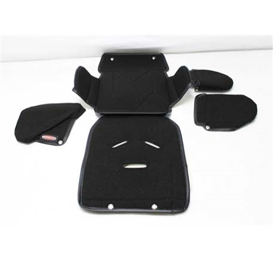 Garage Sale - Black Cover For Kirkey 27 Series Seat, 12 Inch