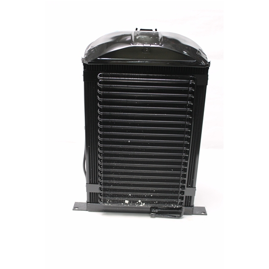 Walker Z-Ac494-1 Z-Series 36 Ford Radiator & AC Condenser-Chevy E