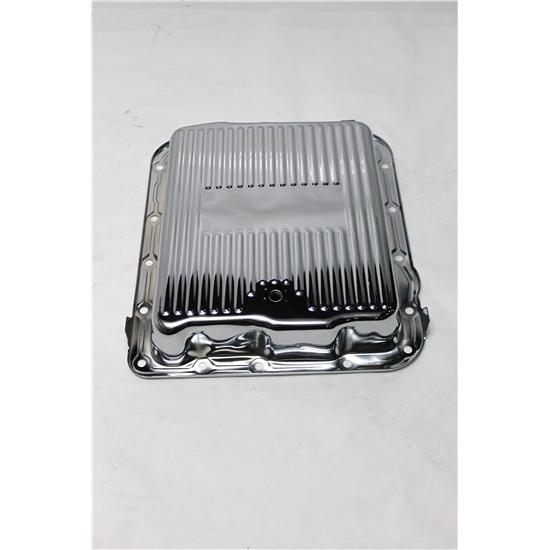 700R4 Transmission For Sale >> Garage Sale 700r4 Transmission Pan Chrome Steel