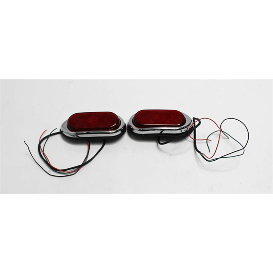 Technostalgia 6043 1940 Chevy Car LED Tail