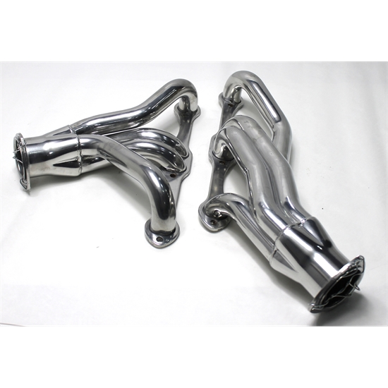 Garage Sale - 1967-1987 Small Block Chevy Shorty Headers, Manual Trans, AHC Coated