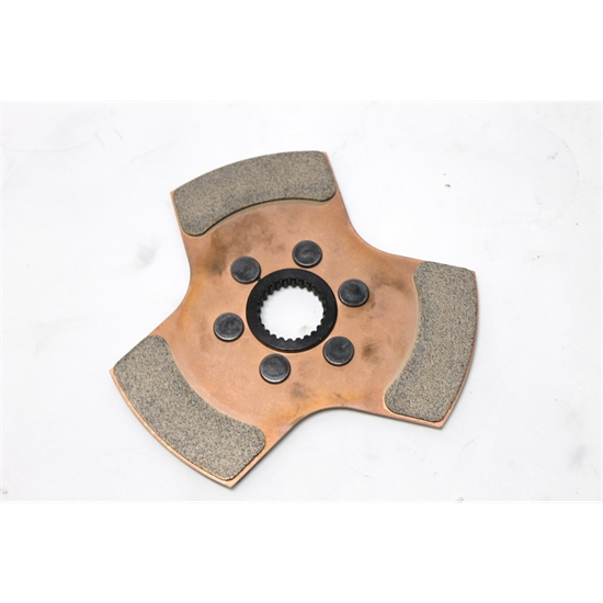 Garage Sale - Ram Clutches 9953-3 Clutch Repair Parts, Chevy Disc, 26 Spline